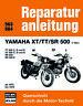 Reparaturanleitung Yamaha XT * TT * SR 500 ab 1975-79  @ NEU & OVP @ SR 500 E