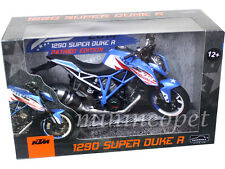 AUTOMAXX 605102 2014 KTM 1290 SUPER DUKE R BIKE MOTORCYCLE 1/12 PATRIOT EDITION