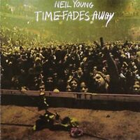 Neil Young Time Fades Away CD 1 Disc Case Set Music Rock Pops Japan F/S