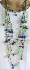 Runde Modeschmuck-Halsketten für besondere Anlässe