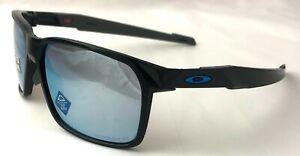 Oakley Portal X - Polished Black with Prizm Deep H2O Polarized Lens - OO9460-04