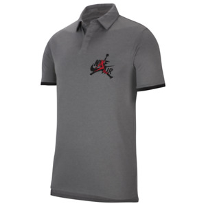 Nike Jordan Jumpman Classics Polo Shirt CK2228 091 Short Sleeve Size L Large NWT