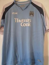 Manchester City 2005-2006 Home Football Shirt Size XXL /43166