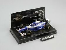 Minichamps 1:43 WILLIAMS RENAULT FW19 JACQUES VILLENEUVE WORLD CHAMPION 1997