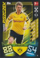 Match Attax 19/20 Bundesliga 2019/2020 Basiskarte Karte Nr.85 - Lukasz Piszczek