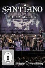 SANTIANO - MIT DEN GEZEITEN-LIVE AUS DER O2 WORLD HAMBURG  DVD NEW+