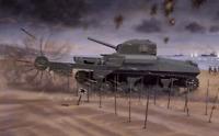 Airfix 1:76 A02320V Sherman Crab Military Vehicle