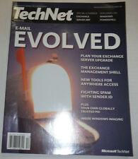 Technet Magazine E-Mail Evolved December 2006 121214R2