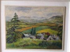 Dealer or Reseller Listed Vintage Modern (1900-1979) Date of Creation Art Paintings