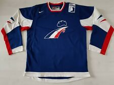 FRANCE team! ice hockey shirt trikot camiseta jersey maglia! 5,5/6 ! M adult@