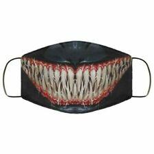 Venom Marvel Comics Superhero FaceMask 3D Unisex 2020