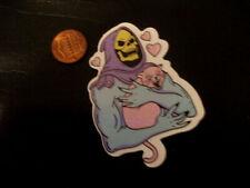 SKELETOR CAT GLOSSY  Sticker/ Decal Laptop Skateboard Stickers  NEW