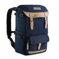 DSLR Camera Backpack Bag Photo Bag Waterproof Cover for Canon Nikon K&F Concept