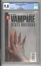 VAMPIRE STATE BUILDING #1 - GLOW-IN-THE-DARK VARIANT COVER E - 2019 - CGC 9.8