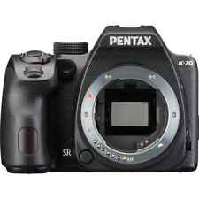 A - Pentax K-70 Digital SLR Camera Corpo EX Esposizione