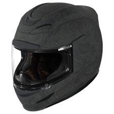 ICON AIRMADA CHANTILLY Integralhelm Motorrad Sport Polycarbonat - schwarz