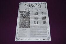 ANUNNAKI 1 - JDR Le Journal du Jeu de Role - Avril 2003