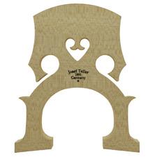 More details for josef teller germany unfitted 1/4 hard maple cello bridge