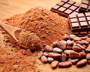 *Best-Selling* Organic Raw Cacao / Cocoa Powder 1kg, Peruvian , High Quality