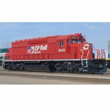 ScaleTrains HO: Operator Series - EMD SD40-2 - DCC & Sound - CP Rail 'Two Flags'