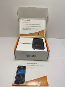 BLACKBERRY 9700 BOLD * Used * GPS Cell Phone Camera Blackberry AT&T Smartphone