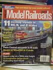 Great Model Railroads 2007 Magazine -Model Railroader-11 Plans For HO,N,& O