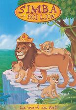 DVD SIMBA LE ROI LION  La mort du roi   Neuf