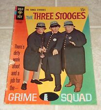 1962 The Three Stooges #40 Gold Key RARE