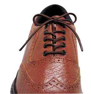 Elastic Shoe Laces - Dressing And Disability Daily Living Aids - Black or Brown
