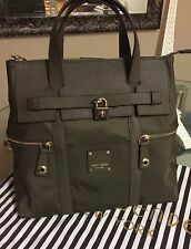 Henri Bendel Jetsetter Large Convertible Backpack Canteen - New! Free Shipping!