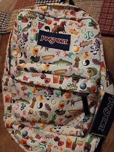 JanSport Authentic Superbreak Backpack Bookbag NWT *FREE SHIPPING*
