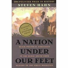 A Nation Under Our Feet: Black Political Struggles in the Rural South from Slave