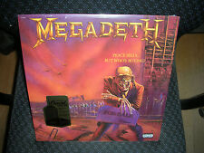 MEGADETH **Peace Sells...But Who's Buying? [PA] **NEW RECORD LP VINYL