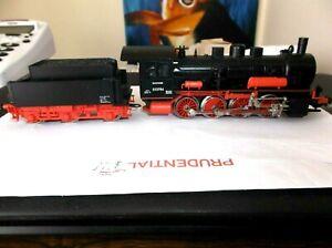 Piko HO Gauge 0-8-0 Deutsche Reichsbahn & tender, 12V DC nice condition see text