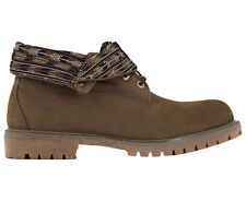 TIMBERLAND MENS ROLL-TOP BOOT OLIVE -US MENS 11