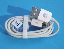 Huawei Original USB Cable Charger Data Sync Cord For u9508 8950 8800 p2 d2 White