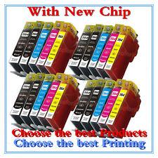 20 PK Black &Color Ink For HP 564XL PhotoSmart 7510 7520 5510 5520 6510 printer