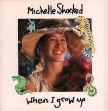 "Michelle Shocked(12"" Vinyl P/S)When I Grow Up-London-LONX 219-UK-1988-Ex-/VG+"