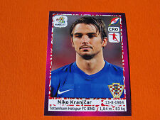 386 KRANJCAR TOTTENHAM HOTSPUR HRVATSKA  FOOTBALL PANINI UEFA EURO 2012