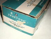 Vintage 1950's WESTERN AUTO Transistor Radio TRUETONE,Solid State,Model DC3016