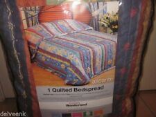 Polyester Art Deco Style Quilts & Bedspreads