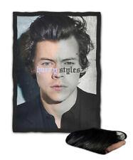 Harry Styles Portrait Side Blanket ( KIDS / MEDIUM / LARGE )