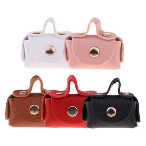 30cm Doll PU Leather Handbag Bag Satchel Tote Purse For Blythe Azone Doll