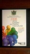 San Marino 2008 año Europeo de diálogo intercultural Сан-Марино
