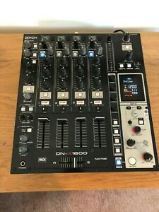 Denon DNX-1600 Mixer