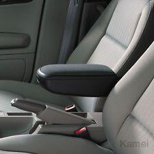 Kamei Mittelarmlehne  Armlehne Stoff schwarz Seat Leon 1 + Toledo 2 + Golf 4