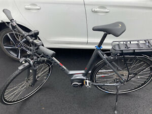 Electric Carrera Crosspath - mint condition not a mark on it 346 miles