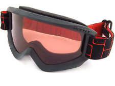 Scott - Agent Junior 5-12yrs pour enfants NOIR MAT NEIGE Lunettes de ski 260580