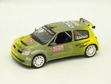 UH SB 1/43 - RENAULT Clio S1600 Rallye Montar Carlo 2004 Nº39