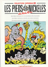 LES PIEDS NICKELES / COLLECTION INTEGRALE / RENE PELLOS /  TOME  16